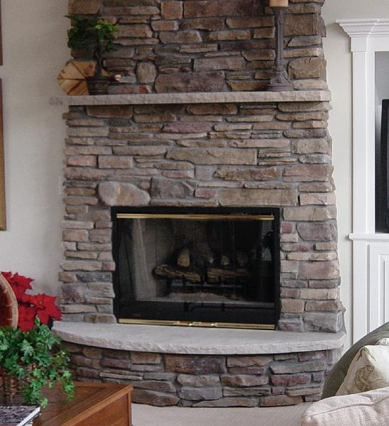 Admirable Fireplaces Bucks County With Round Hearth 1 Download Free Architecture Designs Ferenbritishbridgeorg